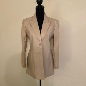 Ann Klein Leather Jacket